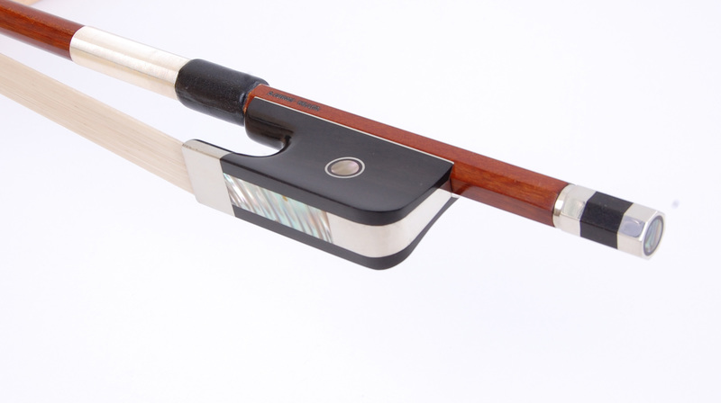 Image of Double Bass Bow by D. Muniz. Brazil