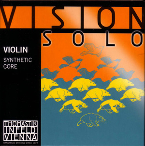Vision SOLO Violin Strings, SET