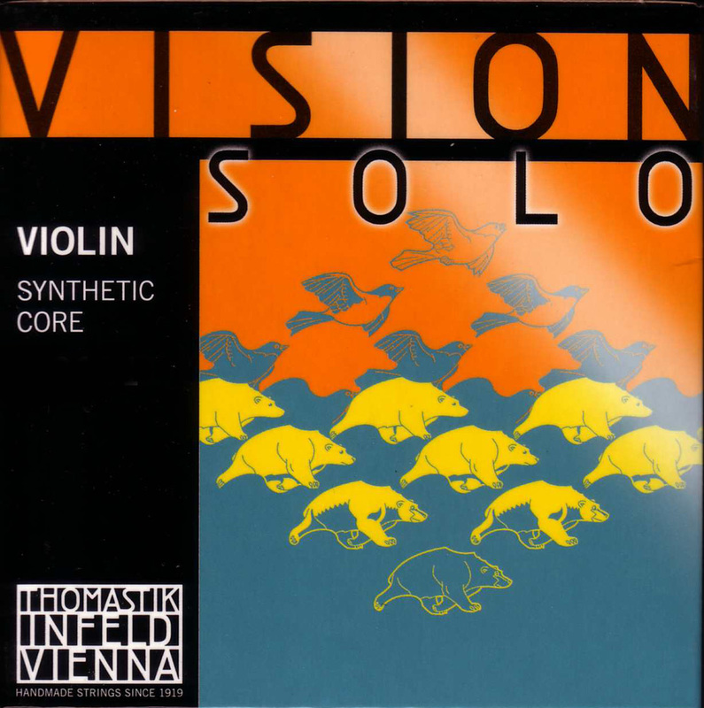 Image of Vision SOLO Violin String, D