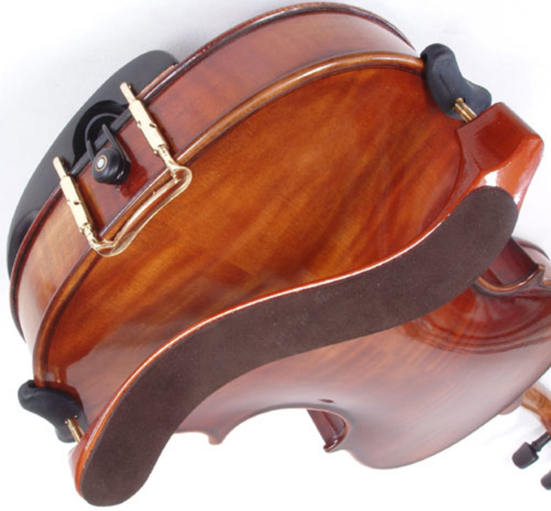 Image of Mach One Viola Shoulder Rest. Maple