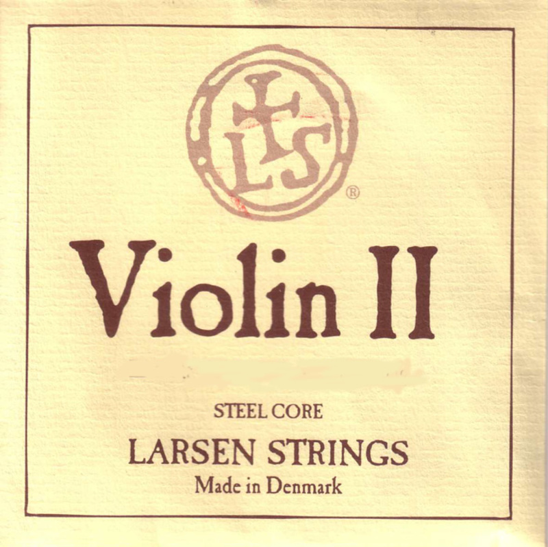 Image of Larsen Violin String, A Steel