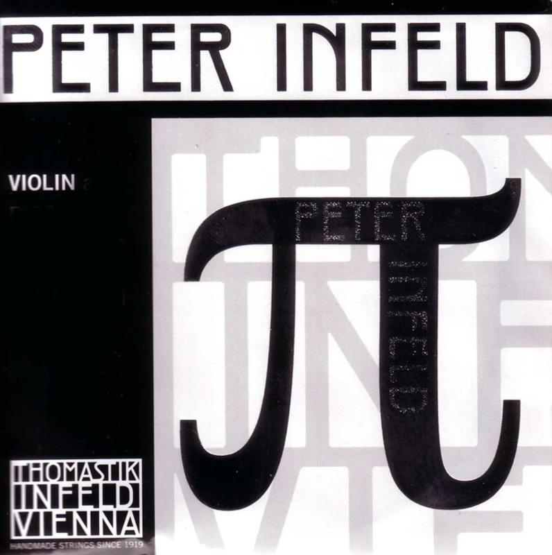 Image of Peter Infeld Violin Strings, SET