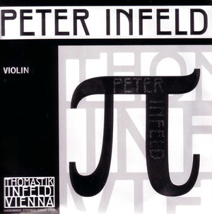Thomastik Peter Infeld Violin Strings, SET