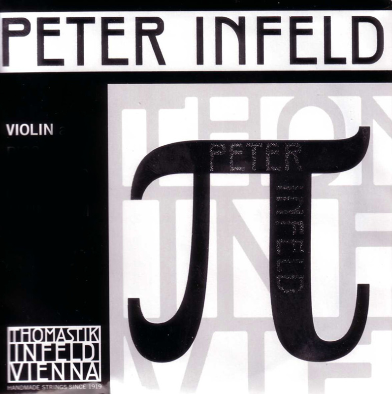 Image of Thomastik Peter Infeld Violin String, D