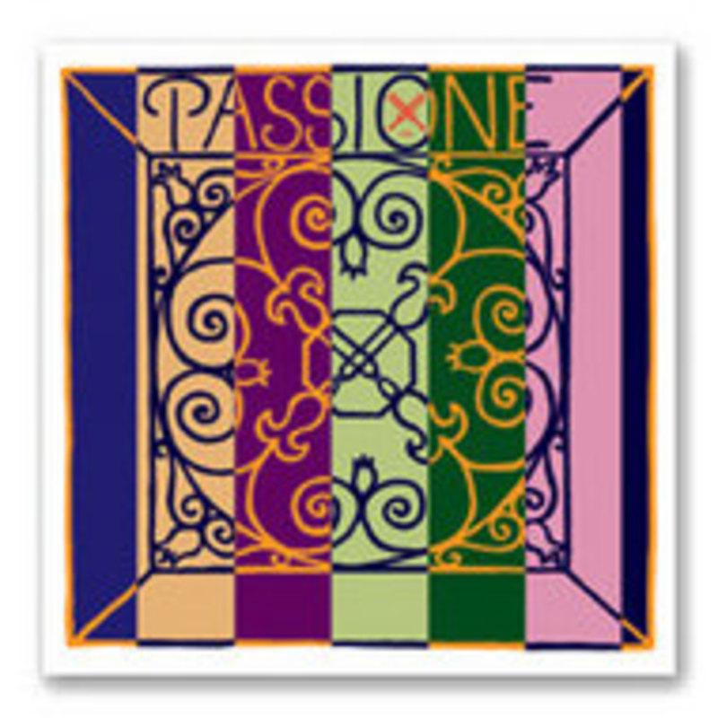 Image of  Pirastro Passione Solo Violin String, A