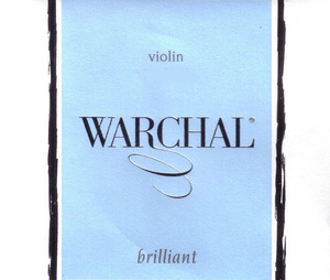 Warchal Brilliant Violin String, G