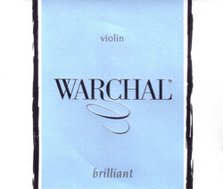 Warchal Brilliant Violin String, G