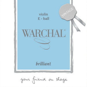 Warchal Brilliant Vintage Violin String, D