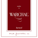 Warchal Karneol Violin Strings, SET