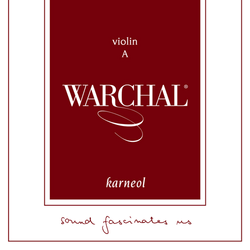Warchal Karneol Violin String, A