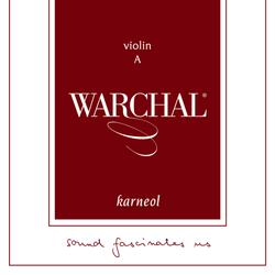 Warchal Karneol Violin String, A