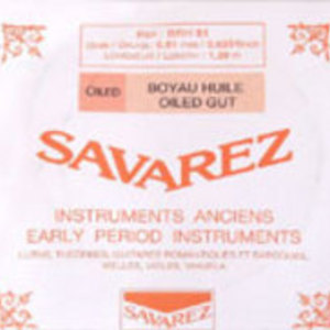 Baroque Viola D String by Savarez