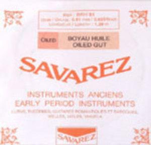 Baroque Viola D String by Savarez