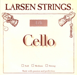 Larsen Cello Strings. Small sizes, SET