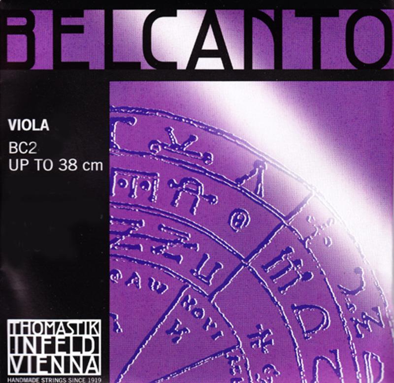 Image of Thomastik Belcanto Viola String, D
