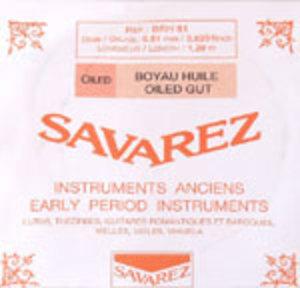 Baroque Violin strings by Savarez, France. SET
