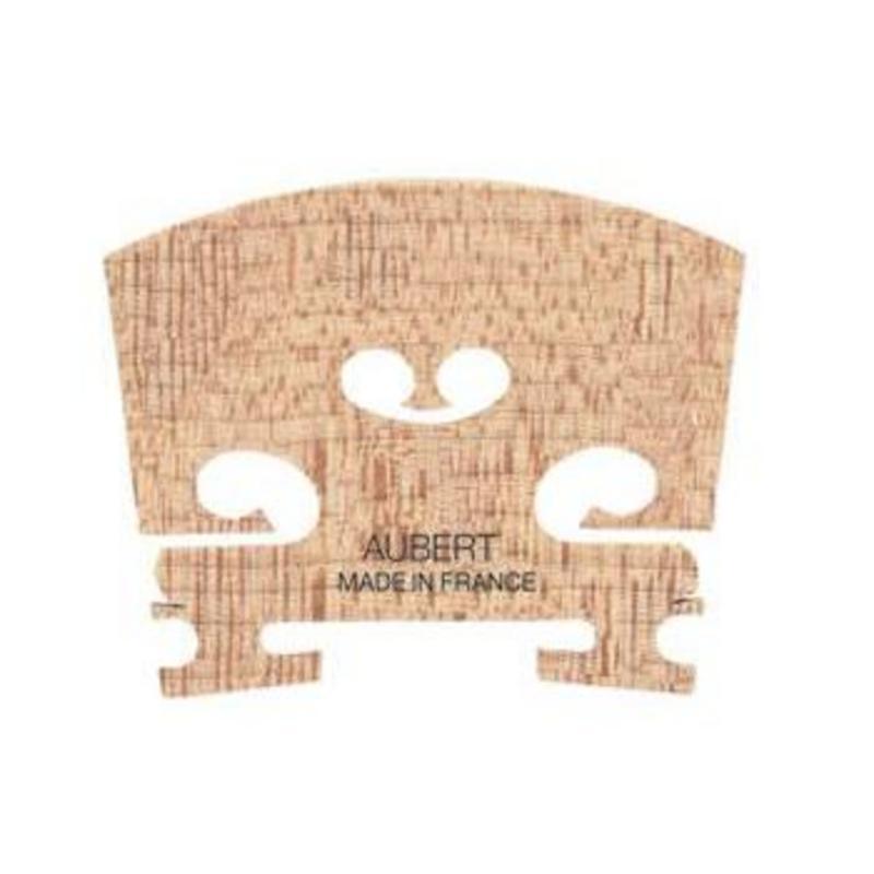 Image of Unfitted Violin Bridges by Aubert, France