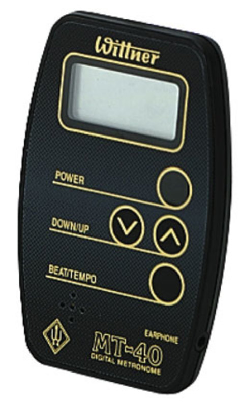 Image of Wittner MT40 Card metronome