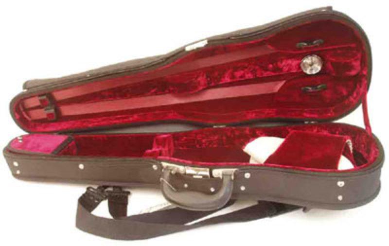 Image of Maestro Shaped Violin Case by Gewa.