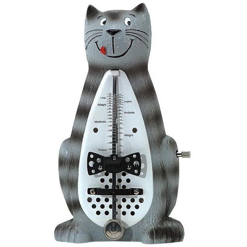 Image of Cat Clockwork Metronome by Wittner
