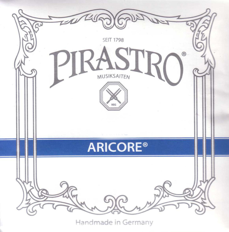 Image of Pirastro Aricore Violin Strings, Set