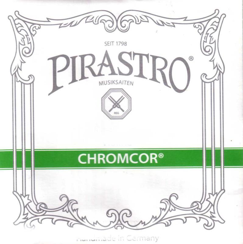 Image of Chromcor Violin Strings, Set