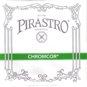 Pirastro Chromcor Cello String, D
