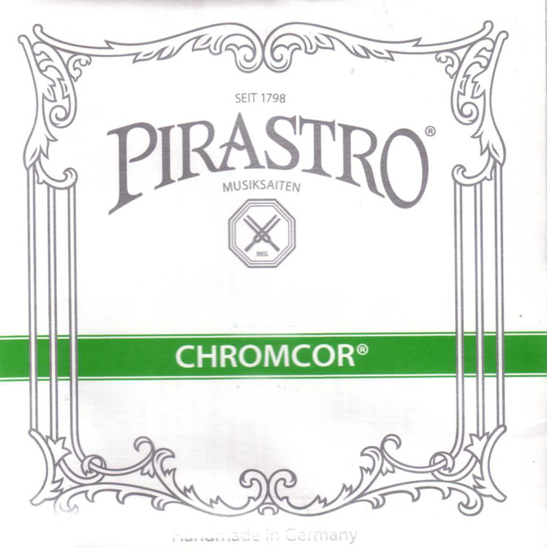 Image of Pirastro Chromcor Double Bass Strings, SET