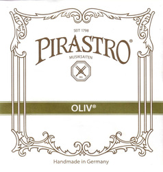 Pirastro Oliv Double Bass Strings, SET