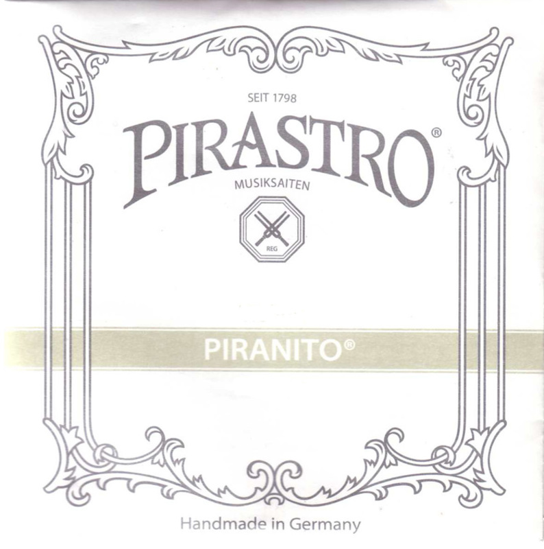 Image of Pirastro Piranito Violin String, D