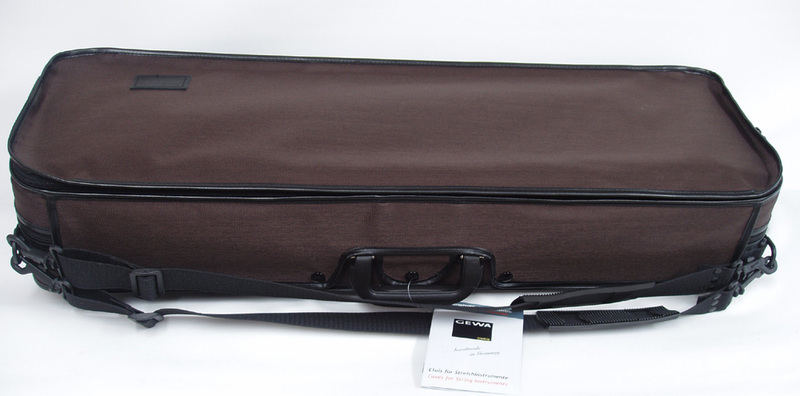 Image of GEWA Violin Case Strato Super Lightweight