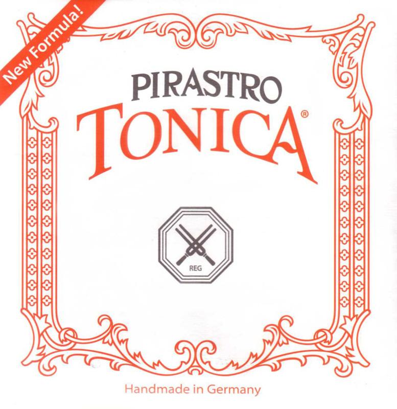 Image of Pirastro Tonica Violin String, E