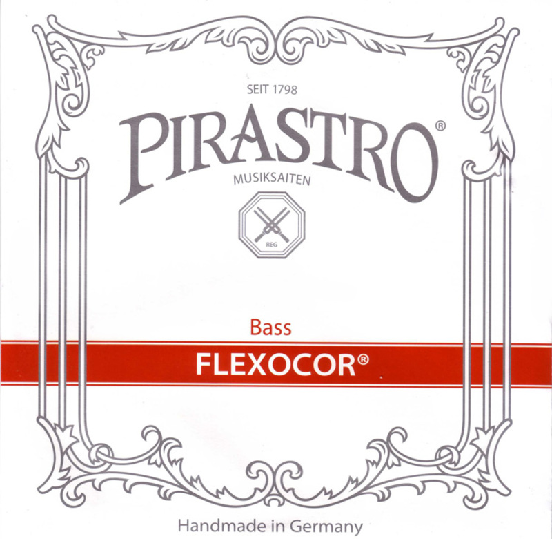 Image of Pirastro Flexocor Double Bass String, E