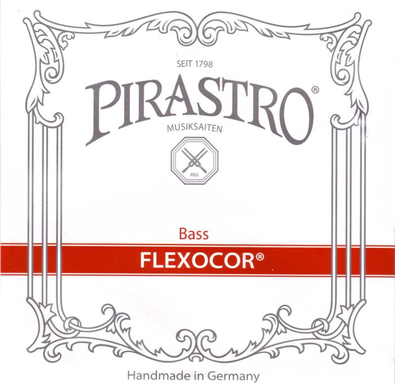 Image of Pirastro Flexocor Double Bass String, Low B
