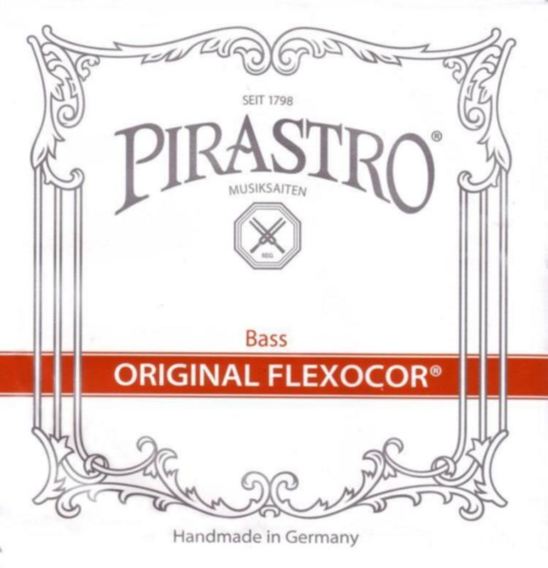 Image of Pirastro Original Flexocor Bass Strings, SET