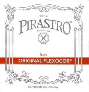 Pirastro Original Flexocor Bass Strings, SET