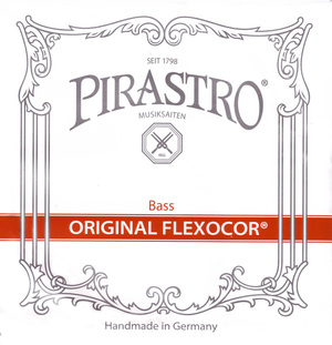 Pirastro Original Flexocor Bass String, G