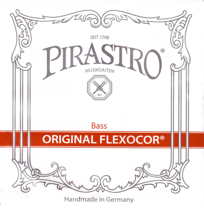 Image of Pirastro Original Flexocor Bass String, E 2.10m