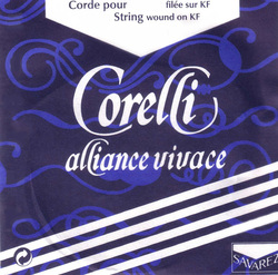 Corelli Alliance Violin String, D
