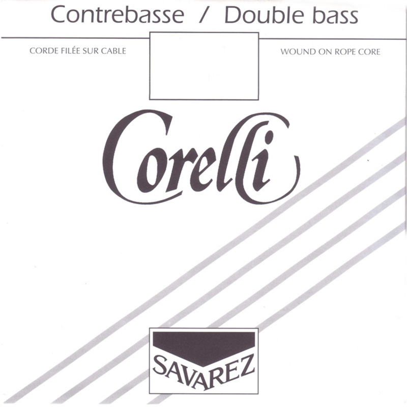 Image of Corelli Double Bass Strings Set. Solo Tuning