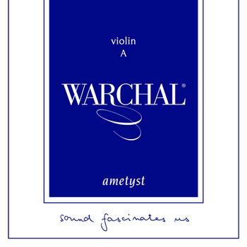 Image of Warchal Ametyst Violin String, E