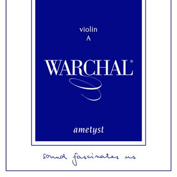 Image of Warchal Ametyst Violin String, D