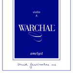 Warchal Ametyst Violin Strings, SET