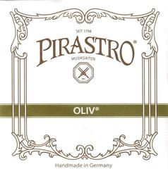 Pirastro Oliv Violin String, D Silver