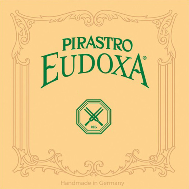 Image of  Pirastro Eudoxa Violin String, E Plain Steel