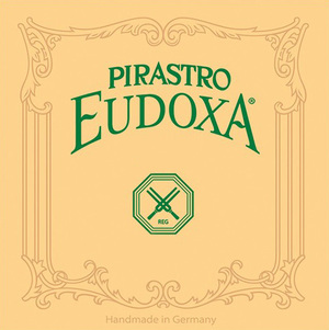 Pirastro Eudoxa Violin String, E Plain Steel