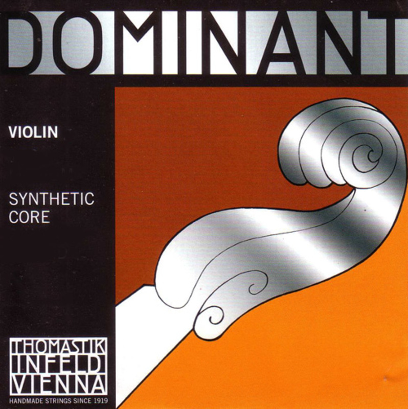 Image of Dominant Violin String, D Silver