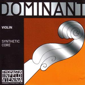 Dominant Violin String, D Silver