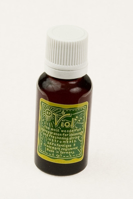 Viol Instrument Cleaner and Polish, 20ml