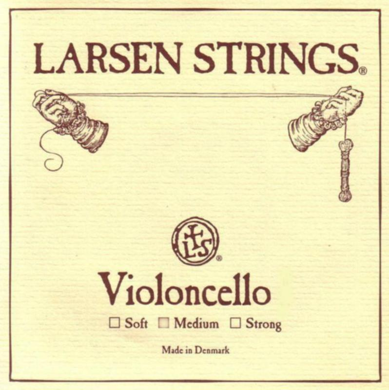 Image of Larsen Cello Strings. SET